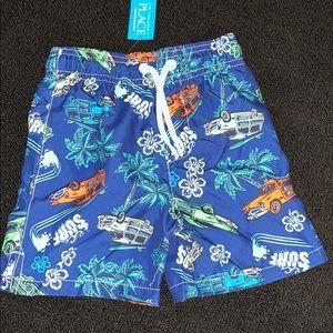 Boys NWT size 3T swim trunks